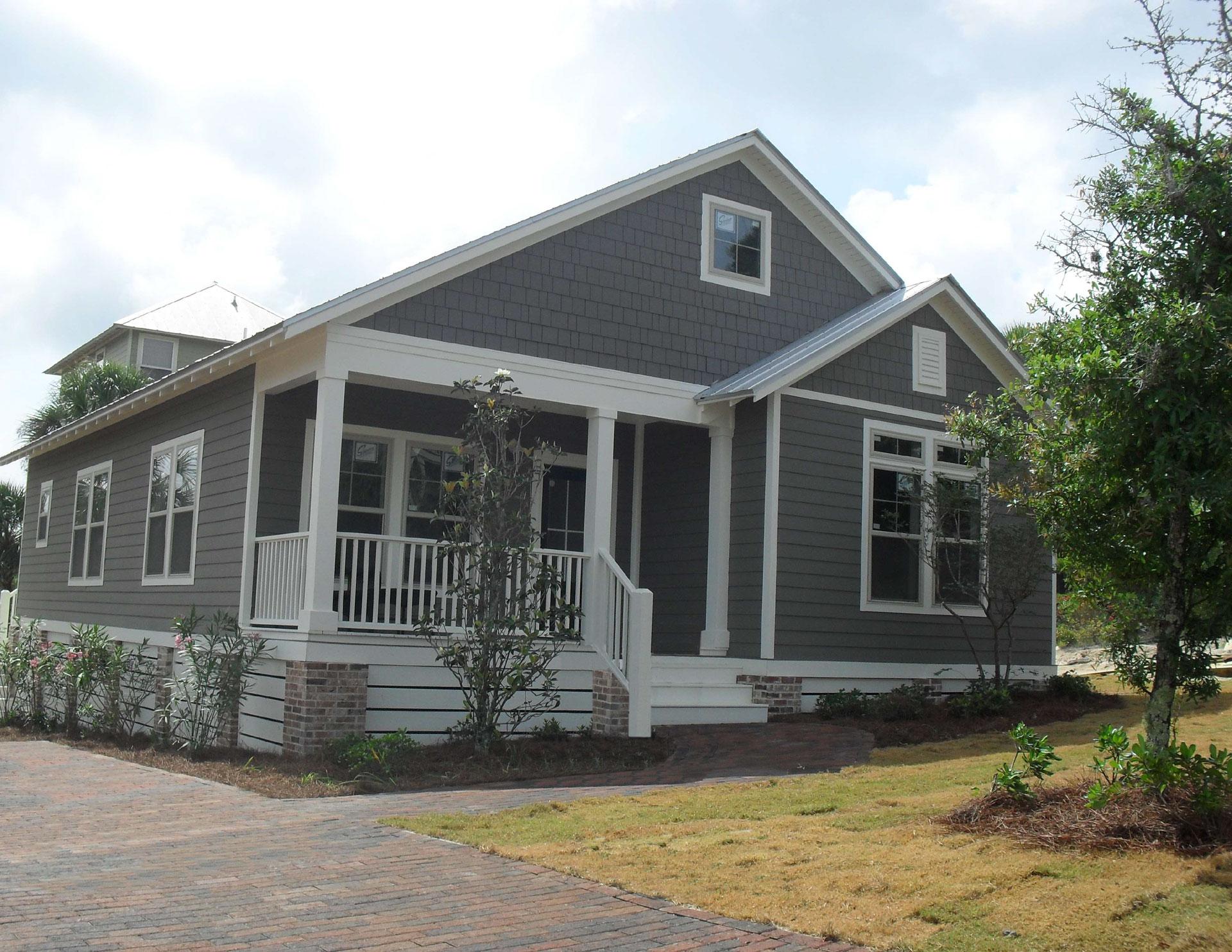 wickliffe modular home image