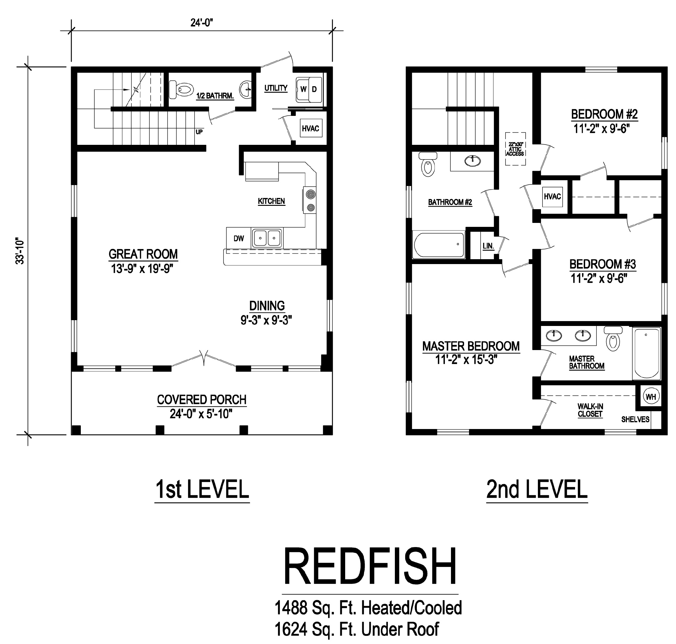 redfish modular home floorplan