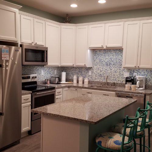 affinity custom home interior