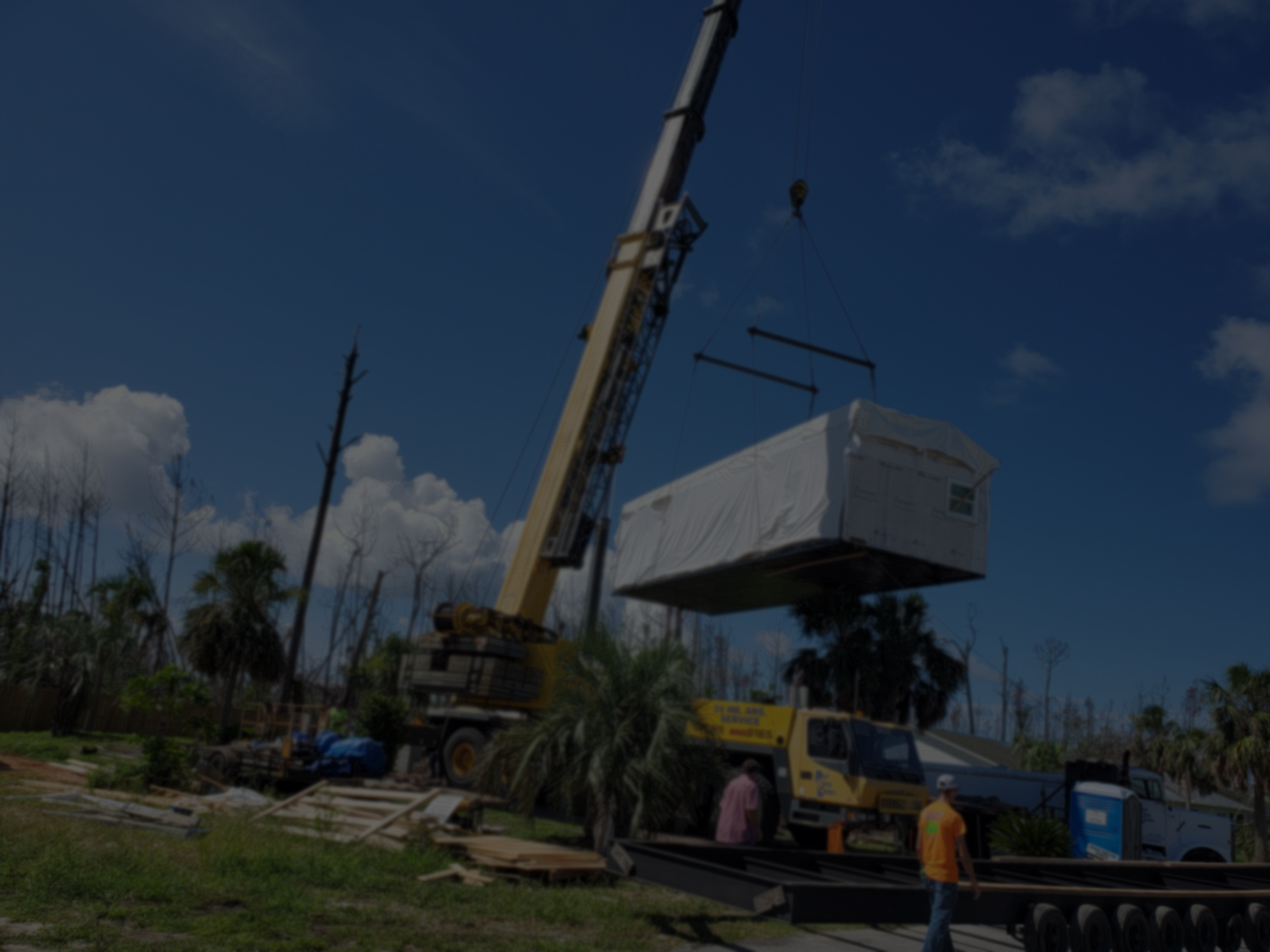 Natural Disaster? Modular To The Rescue!