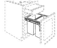 wastebasket option image
