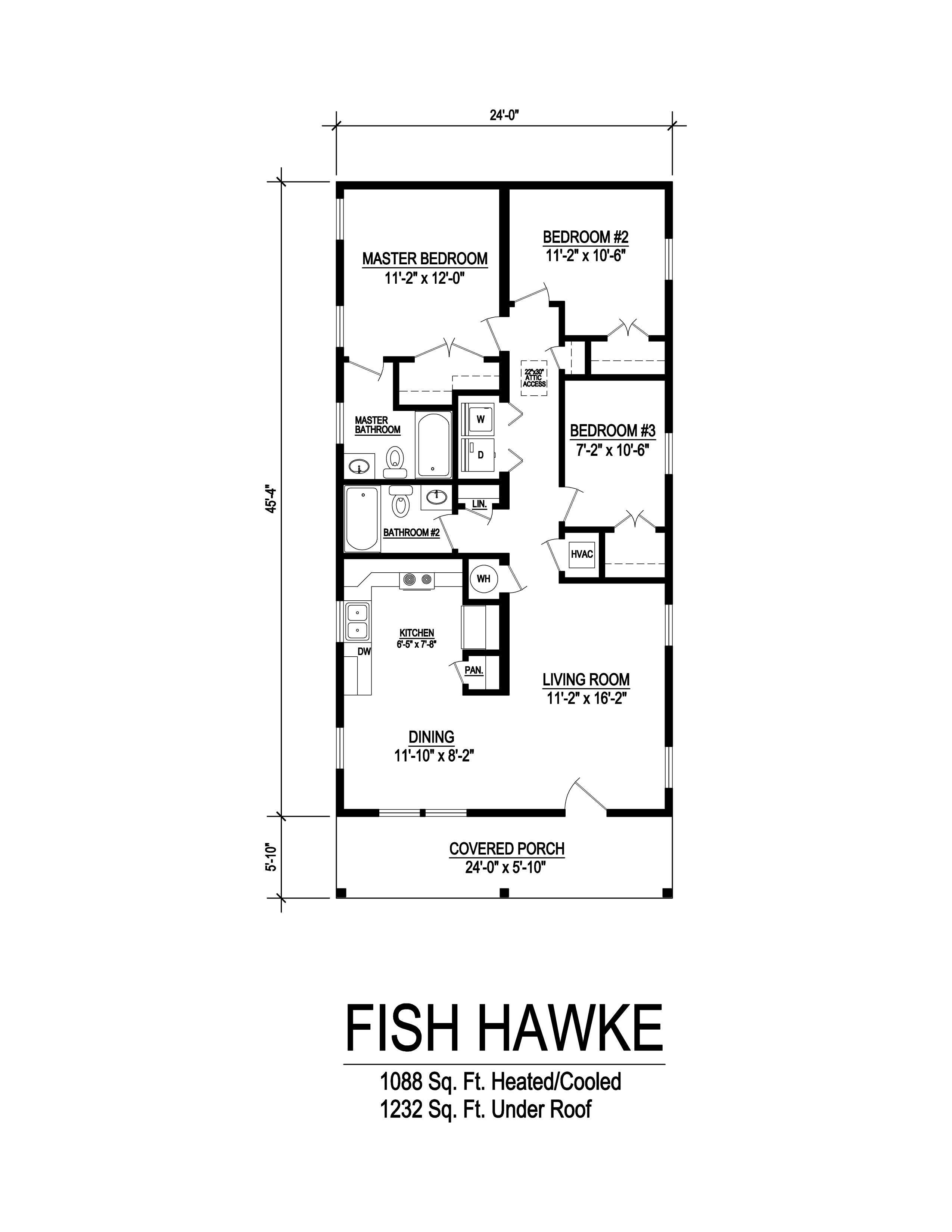 fish hawke modular home floorplan
