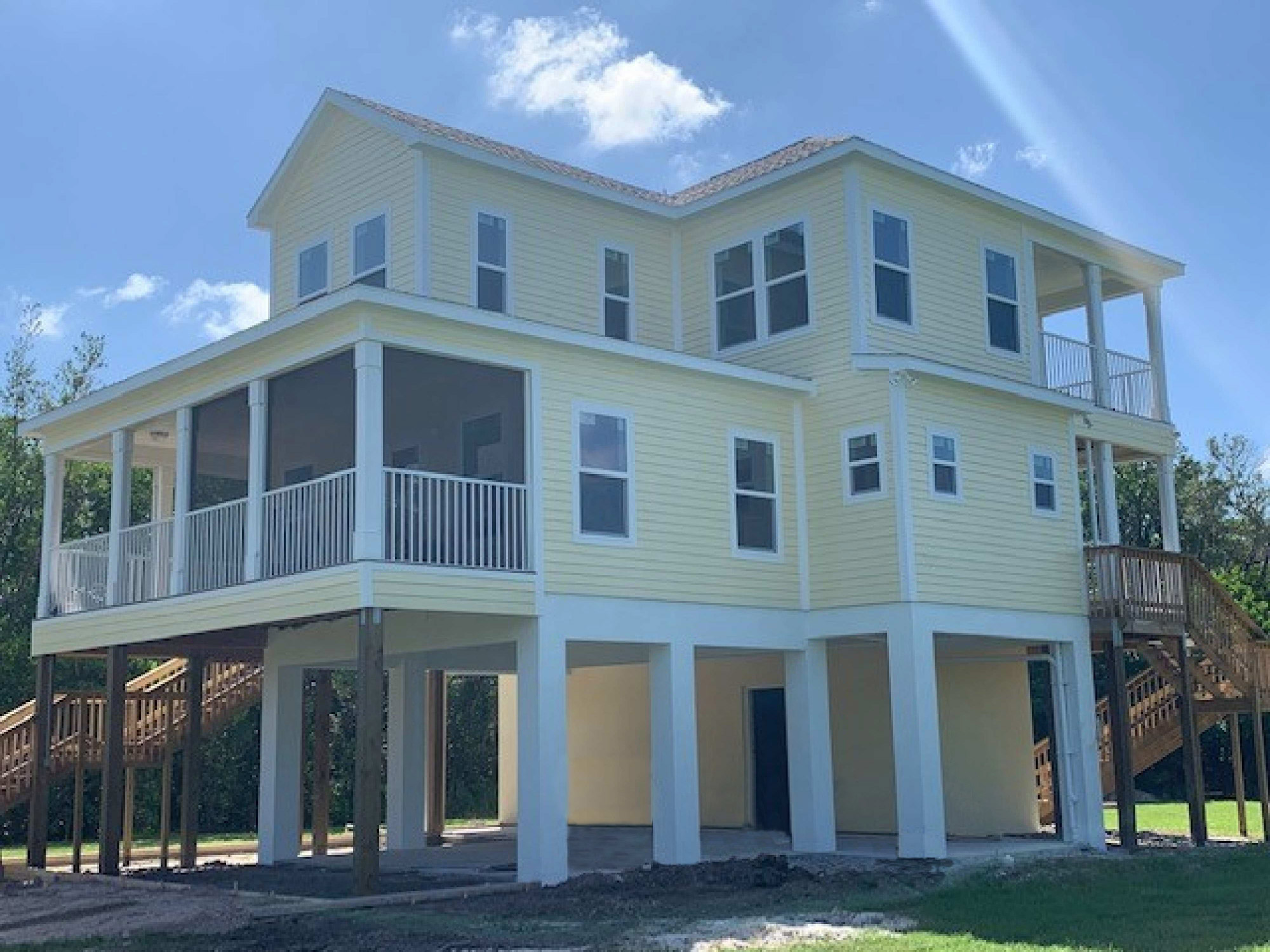 modified sawgrass modular home