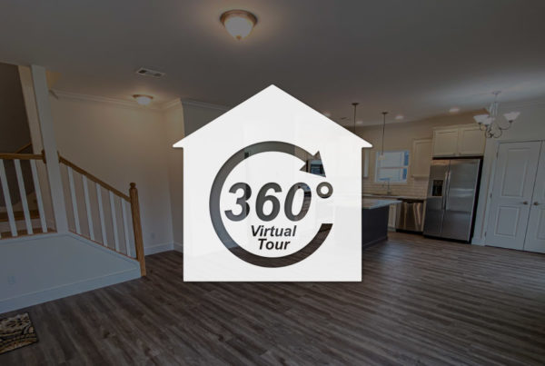 virtual tour modular home graphic