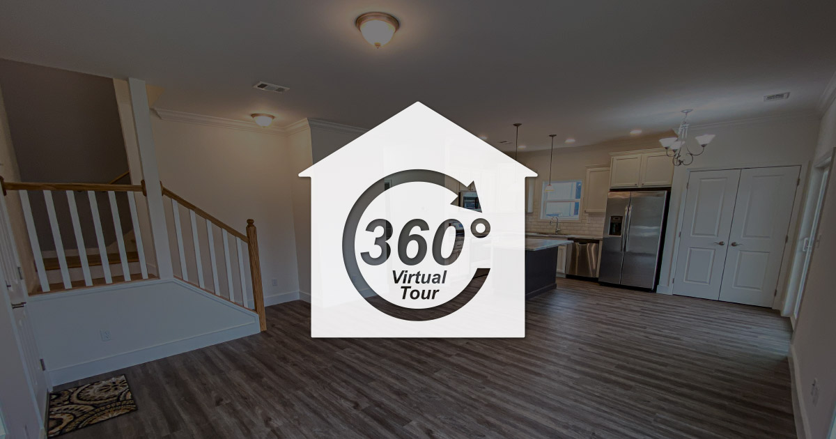 virtual tour modular home graphic