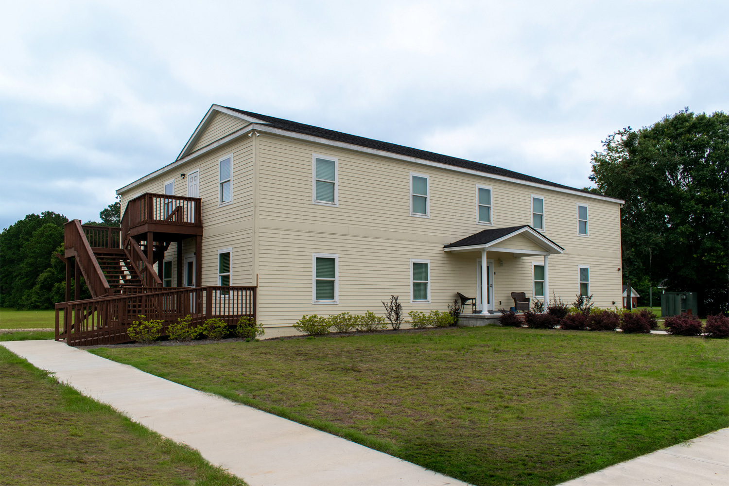 Modular Dormitories: Heritage Bible College [Interview]
